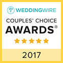 WoodWinds 2017 Couples Choice Award Winner