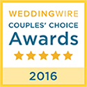 wedding wire bride's choice awards 2016