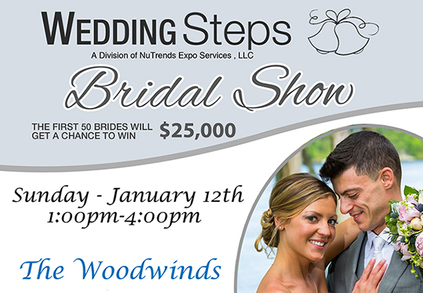 woodwinds bridal show