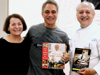 chef silvio - tony danza
